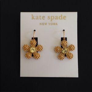 Kate Spade New York 14K Gold Filled Earrings!